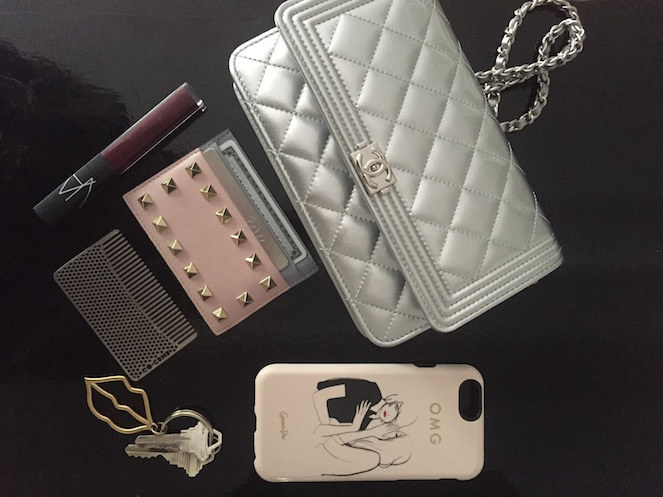 Chanel Bag Contents